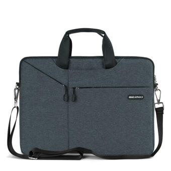 Harga Gearmax 11.6 Inch Eco-friendly Waterproof Laptop Sleeve Handbag Carrying Bag for Macbook Air Pro / Surface / iPad - intl
