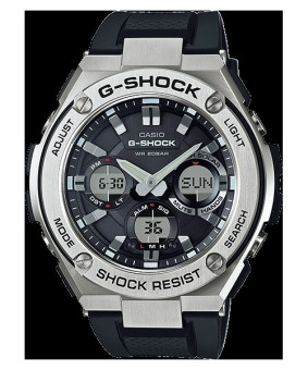 Harga Casio Resin Strap Watch GST-S110-1A