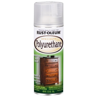 Harga Rust-Oleum Specialty Polyurethane Spray 11.25oz (Satin)