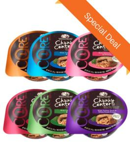 Harga [Bundle] Wellness Core Chunky Centers