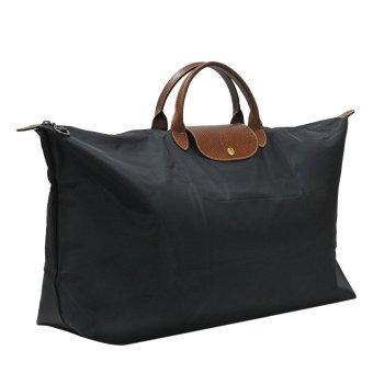 Harga Longchamp Noir Le Pliage XL Luggage Bag