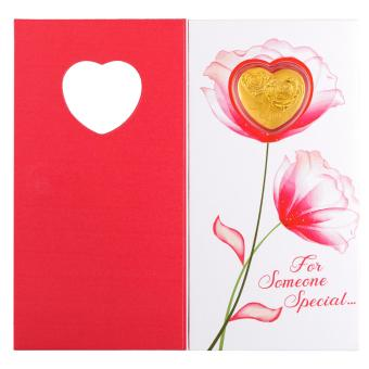"""Love You"" Message of Love Collectible"