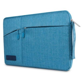 Harga GEARMAX Laptop Sleeve Case with Handle 14 inch (Blue)