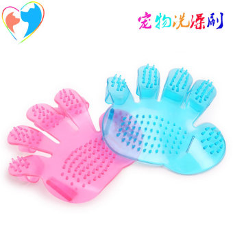 KAIQIN Pet Bath Gloves