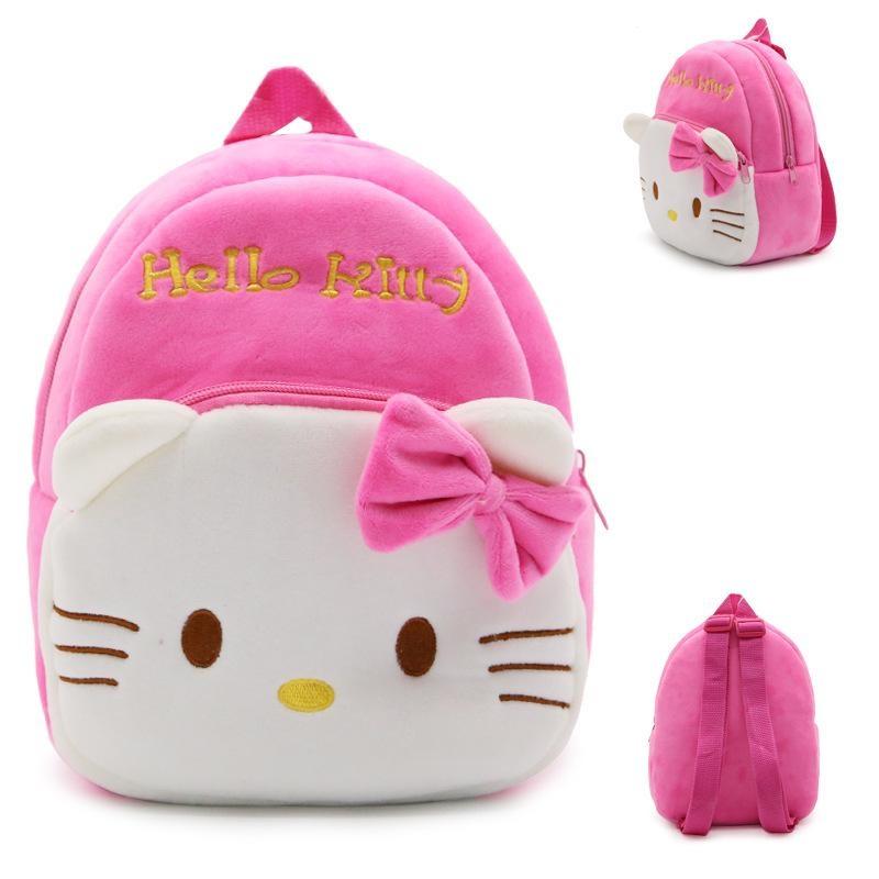 KAITUO Kids Backpacks Plush Backpack Children School Bags - intl