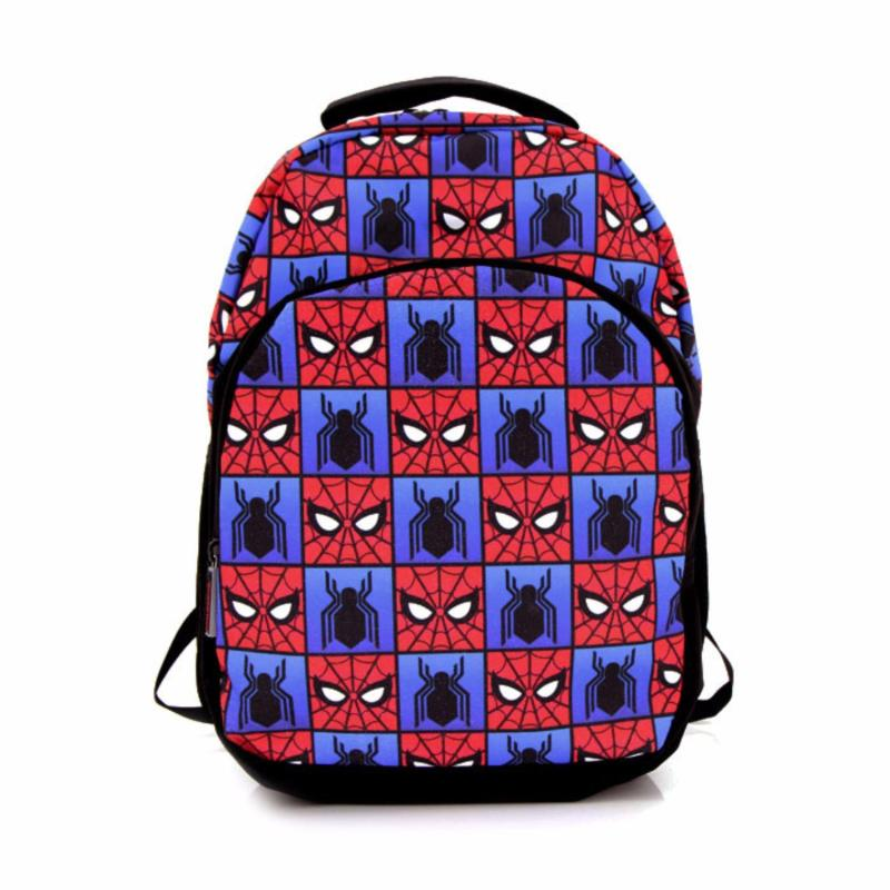 "Kidztime X Marvel Spiderman Home Coming Backpack 15"""