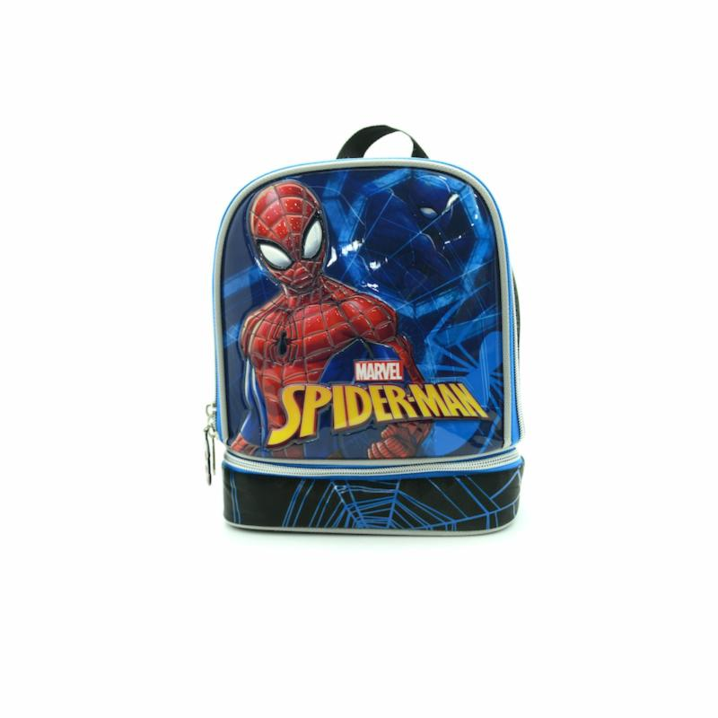 Kidztime x Marvel Spiderman Rescue Children Lunch Bag