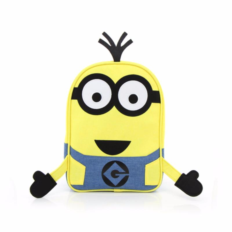 Kidztime X Minions Backpack 12 Kevin