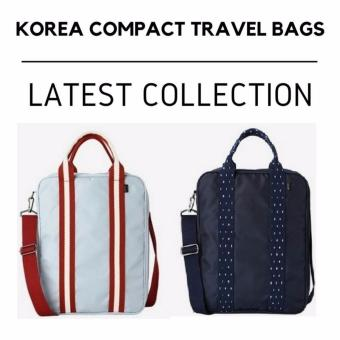 Harga Korea Travel Compact Trunk Bags - Clearance Price