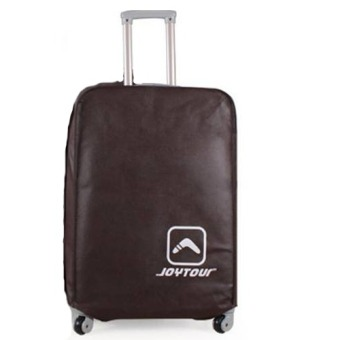Harga Luggage Cover & Protector Brown