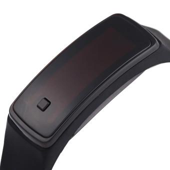 Men Women LED Digital Bracelet Watch Sport Wristwatch - intl - 3