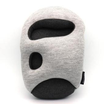 Mini Comfortable Pillow Desk Rest Arm Glove Pillow Flight Travel Cushion Sleep - Black - intl