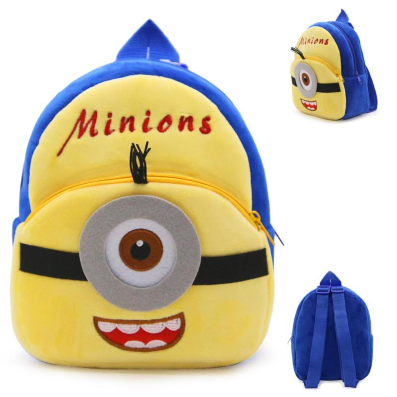 MINION 1 3D KIDS BAG BACKPACK