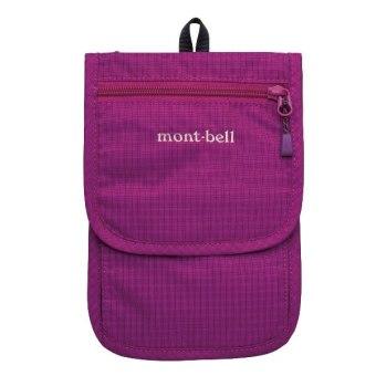 MontBell Travel Wallet DKFS