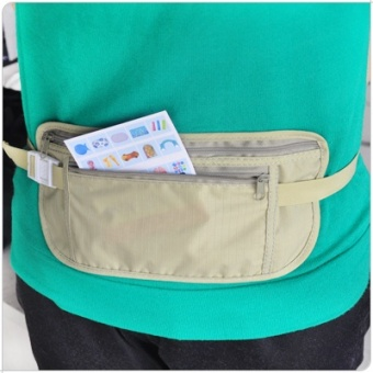 Personal invisible security multi-function travel outdoor personalbag