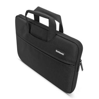 POFOKO Impression 13.4-inch Laptop Computer Briefcase Bag - Black - intl - 5