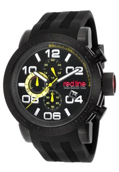 Harga Redline Men's Watches Night Rally Chrono RL-50068-BB-01-YEL