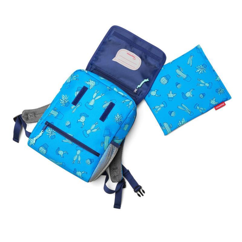 Reisenthel BackPack Kids Cactus (Blue)