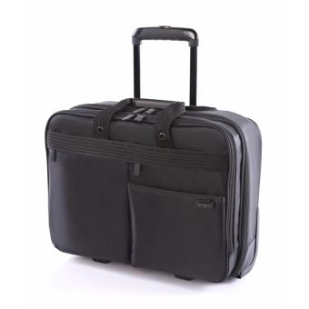 Samsonite Venna Laptop Rolling Tote (Black)