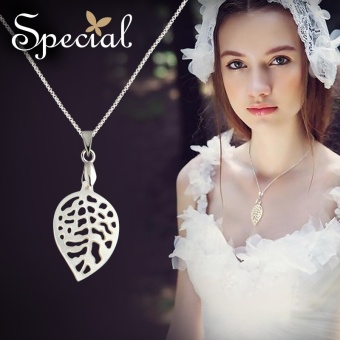 Special s925 European and American Silver ihappy clavicle chain