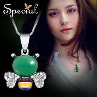 Special sweet short paragraph clavicle autumn necklace pendant