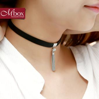 Temptation tassled origional necklace collar