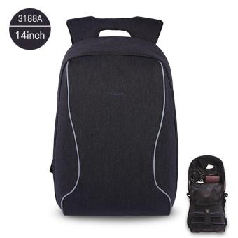 Harga Tigernu Anti-theif Design Casual Backpack for 12-14inches Laptop3188A14 - intl