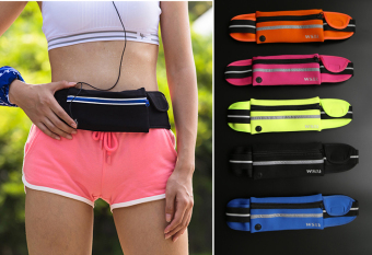 Top gym for Men and Women General Sports Fitness yoga marathonclimbing waterproof personal invisible pockets