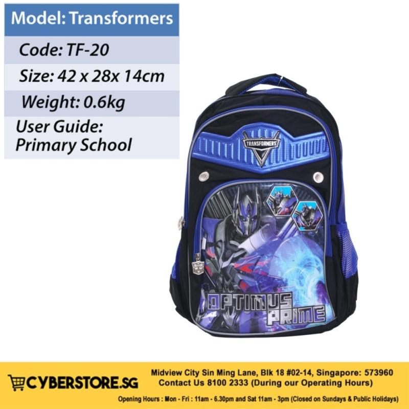 Transformers : School Bag Code TF-20
