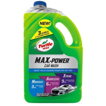 Harga Turtle Wax Max-Power Car Wash