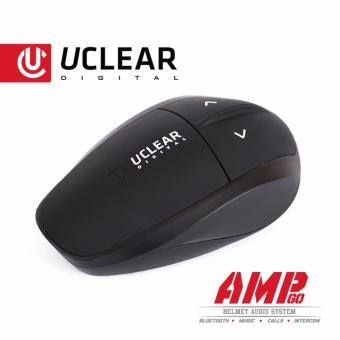 UCLEAR AMP Go Bluetooth Helmet Audio System - 4