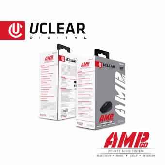 UCLEAR AMP Go Bluetooth Helmet Audio System