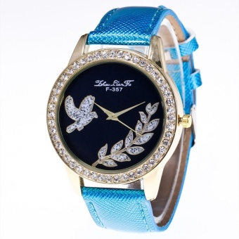 Watch Candy Color Male And Female Strap Wrist Watch - intl