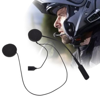 Wireless Bluetooth 4.0 Headset Outdoor Motorcycle Helmet Intercom Earphone - intl