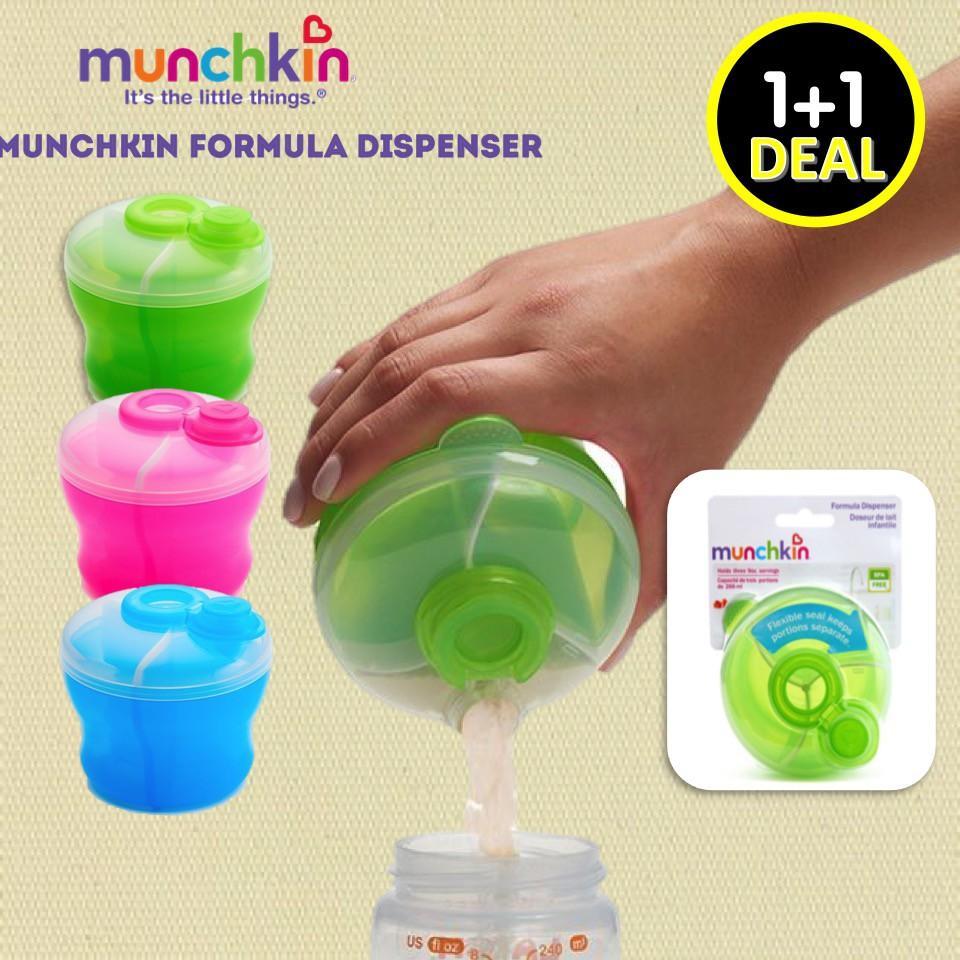 Munchkin Formula Dispenser - Blue