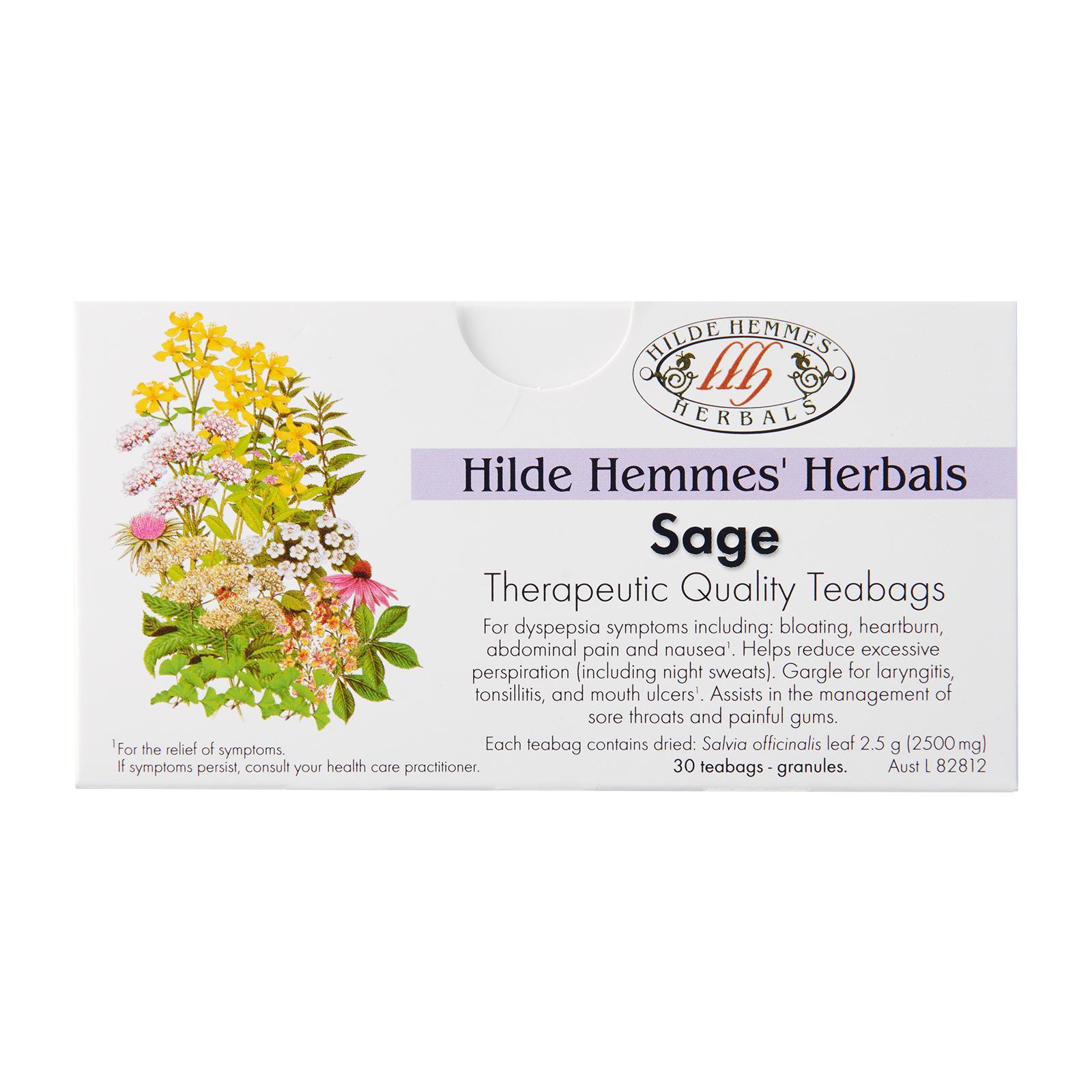 Hilde Hemmes Sage Tea