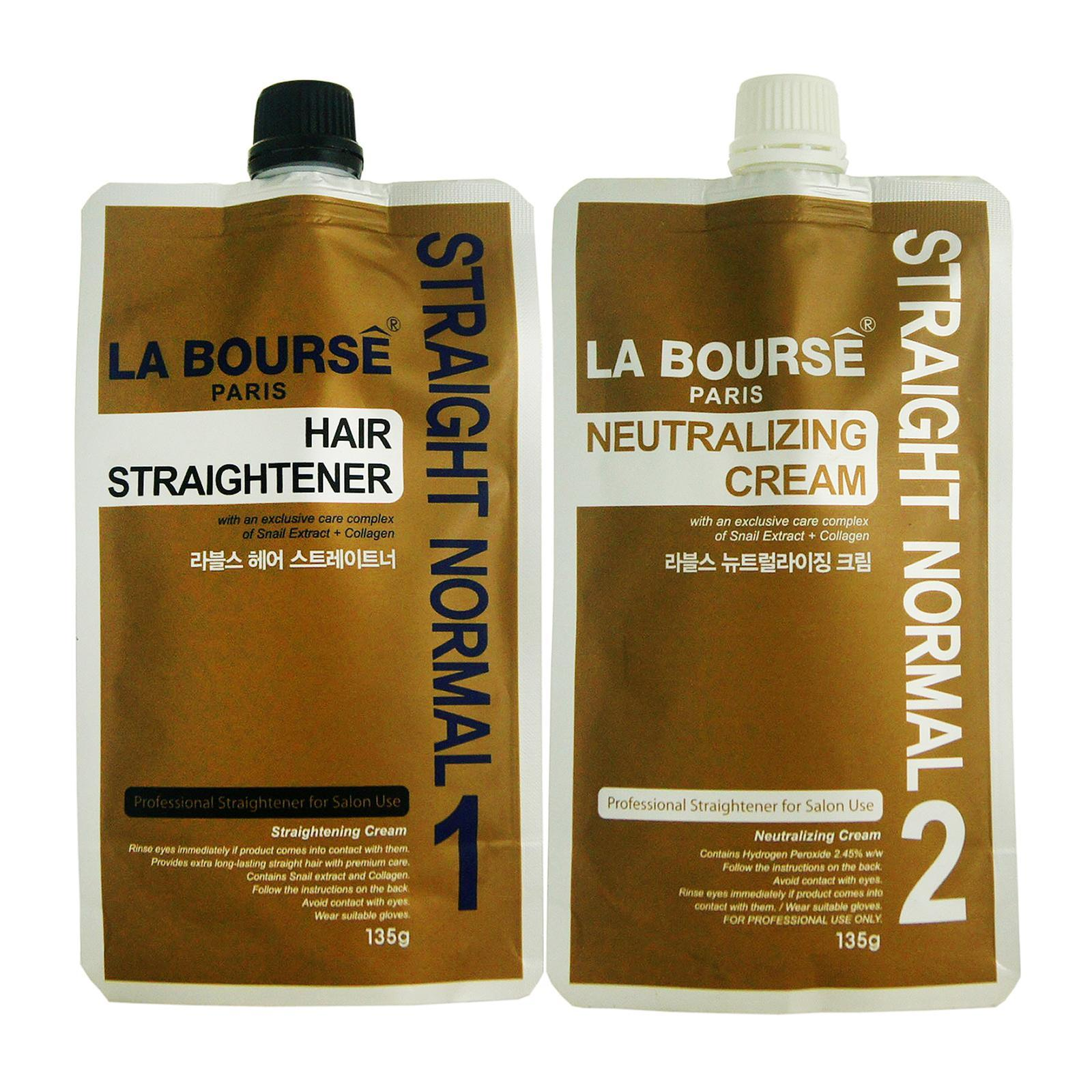 La Bourse 109 Hair Straightener Normal