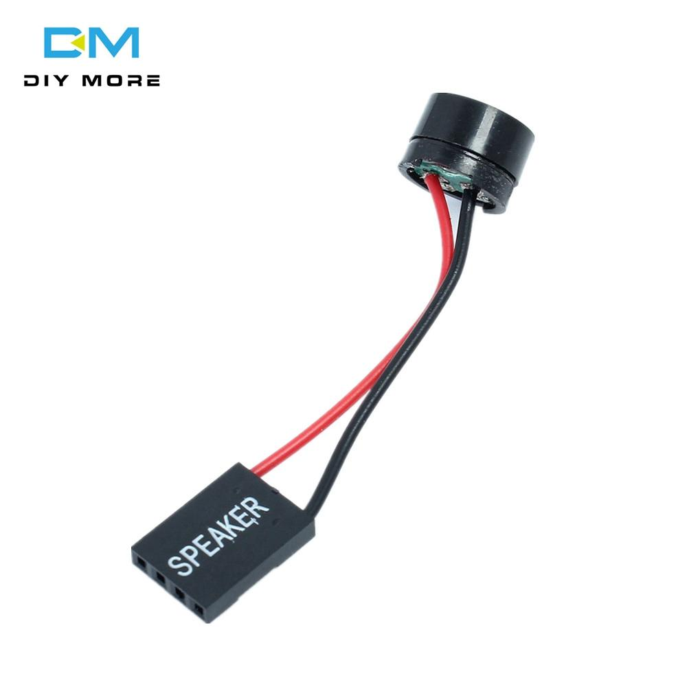 Mini Plug Speaker For PC Computer Motherboard Case Buzzer Board