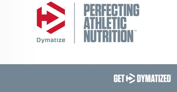 Dymatize. Perfecting Athletic Nutrition.
