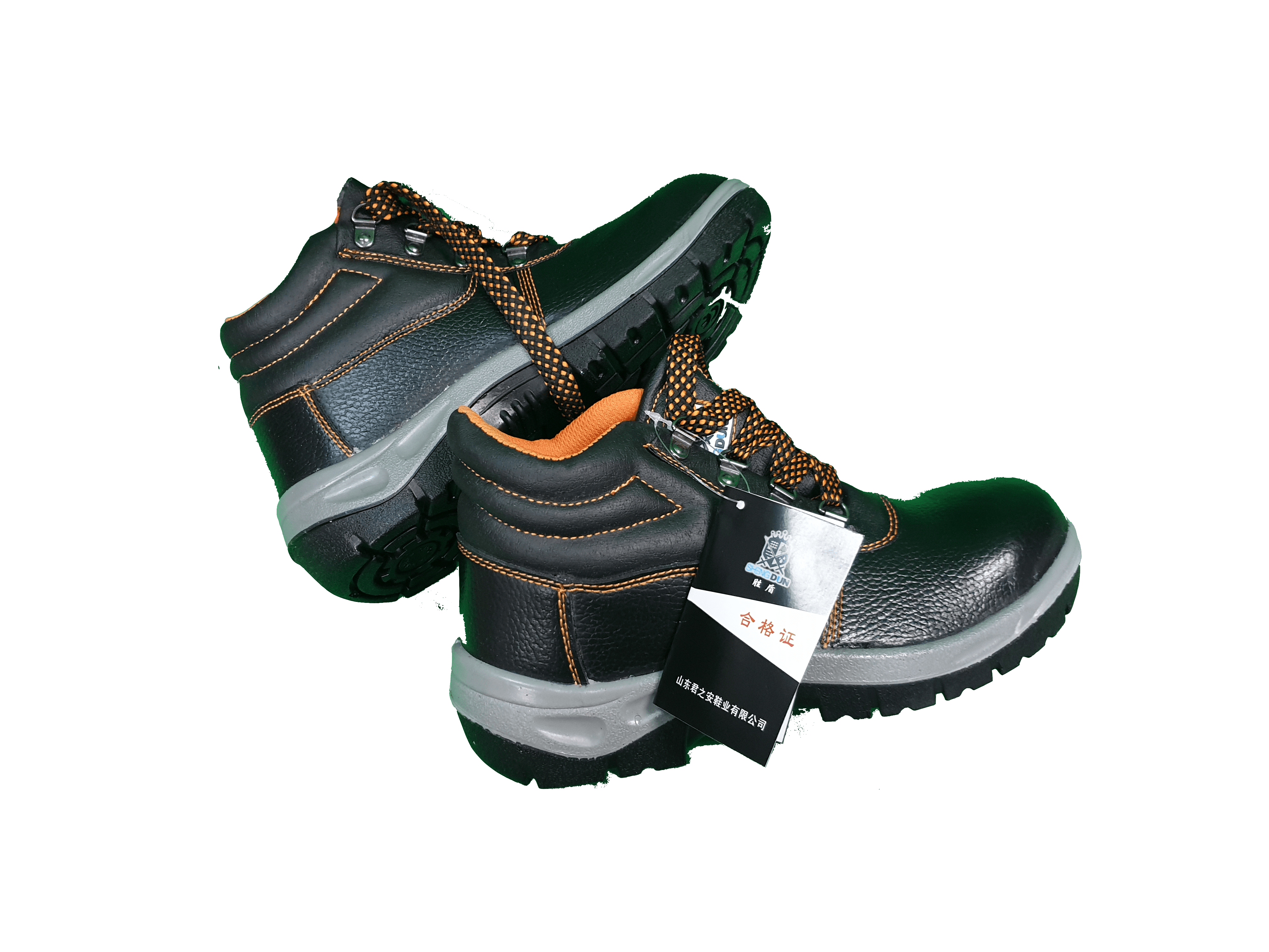 Standard Safety Boots Steel Toe Cap