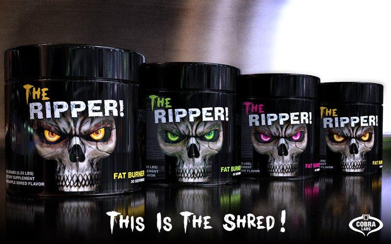The Ripper Banner