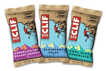 Clif Bar Energy Bar Assorted 12 Pack With Free Gift