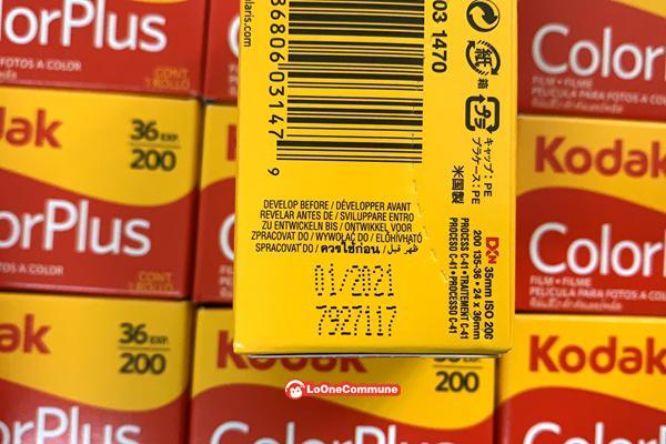 ... Amerika Serikat asli kodak 135 berwarna-warni pelindung layar kodak mudah untuk menembak 200 pelindung ...