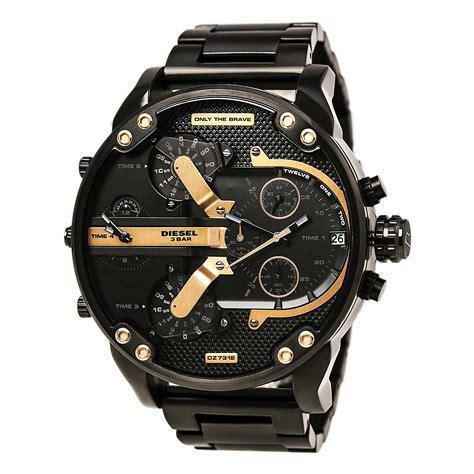 ยี่ห้อนี้ดีไหม  เชียงราย Mens Diesel_Daddy 2.0 Chronograph Watch Case With 57mm Depth 14mm DZ7312