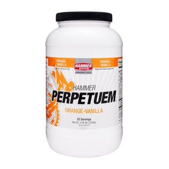 Hammer Perpetuem Orange Vanilla 32 Servings With Free Gift