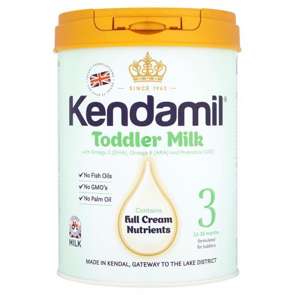 Kendamil Toddler Milk (Stage 3) 900g